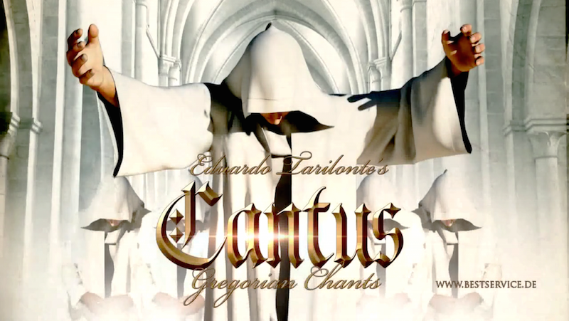 "The Audio Spotlight reviews ""Cantus"" with 5 stars."