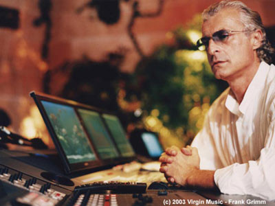 "Michael Cretu used Cantus and Mystica in his latest Enigma album ""The Fall of a Rebel Angel"""