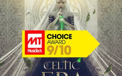MusicTech awards Choice Award to Celtic ERA